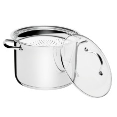 Espagueteira Tramontina Aço Inox peça(s) Design Collection América 24cm 62757243