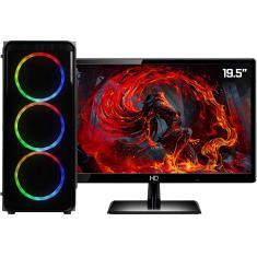 Imagem de PC Gamer Skill 40471 AMD A6 7480 8 GB 120 Linux