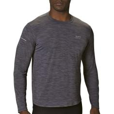 Imagem de Camiseta Manga Longa Masculina Running e Training Poliamida Lupo