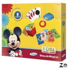 Imagem de Jogo Show De Mágicas Mickey Club House Disney 1845.4 Xalingo
