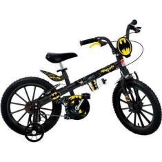 Imagem de Bicicleta Bandeirante Lazer Batman Aro 16 Batman