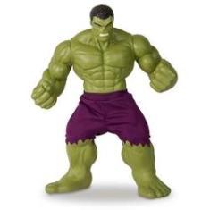Imagem de Boneco Gigante - 50 Cm - Disney - Marvel - Revolution - Hulk - Mimo