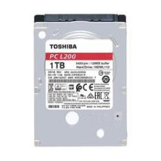 "Imagem de HD para Notebook 1TB 2.5"" 5400RPM Sata II Toshiba PC L200 - HDWL110UZSVA"