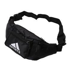 Imagem de CHENGBEI Bolsa de cintura esportiva impermeável para acampamento, viagem, cinto masculino