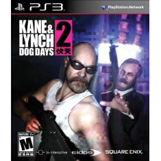 Jogo Kane & Lynch 2: Dog Days PlayStation 3 Eidos Interactive