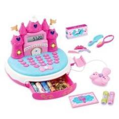 Imagem de Caixa Registradora Sonho De Princesa - Dm Toys