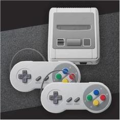 Imagem de Jogo Mini Nintendo Video Game Retro 167 Jogos 2 Snes