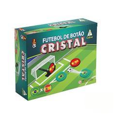Imagem de Futebol de Botão Cristal Brasil x Espanha Gulliver