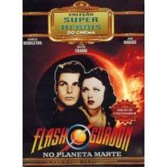 Imagem de Box Flash Gordon No Planeta Marte Coleção Super Heróis 02 Dvds