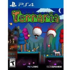 Jogo Terraria PS4 505 Games