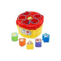 Imagem de VTech Sort and Discover Drum, Yellow