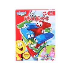Imagem de Brinquedo Blocos De Empilhar Equiliblocos Dican 5063