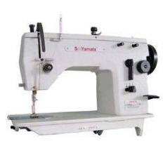 Imagem de Máquina De Costura Semi-industrial Zig Zag, Ponto Fixo, 1 Agulha, 2 Fios, 2500ppm, Lubrif. Bivolt