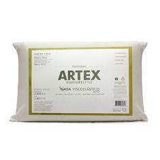 Imagem de Travesseiro Visco Nasa Alto ARTEX - Standard -