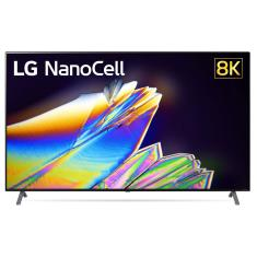 "Smart TV Nano Cristal 75"" LG ThinQ AI 8K HDR 75NANO95SNA"