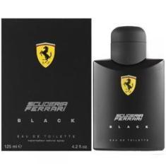 Imagem de Ferrari Black eau de toilette masculino 125ml - Ferrari