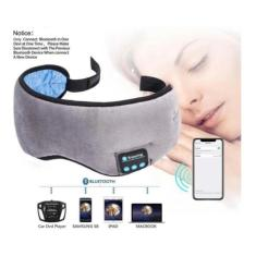 Imagem de Máscara De Dormir Bluetooth Wireless Music Goggles Microfone