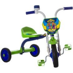 Imagem de Triciclo com Pedal Ultra Bikes Top Boy Jr
