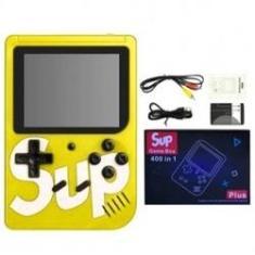 Imagem de Mini Game Sup  Box Plus Vídeo Game Portátil 400 Jogos Internos