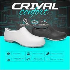 Imagem de Sapato de Segurança Ocupacional Antiderrapante  - Confort Crival