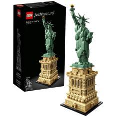 Imagem de Lego Architecture Estatua Da Liberdade 1685 Peças 21042