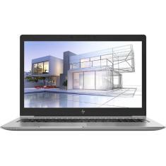 """Notebook HP ZB15G5 Intel Core i7 8650U 15,6"""" 16GB SSD 512 GB 8ª Geração Windows 10 Wi-Fi"""