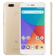 Smartphone Xiaomi Redmi Mi A1 64GB Câmera Dupla Qualcomm Snapdragon 625 2 Chips Android 7.1 (Nougat)