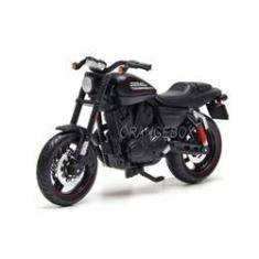 Imagem de Harley Davidson XR 1200X 2011 Maisto 1:18 Série 35