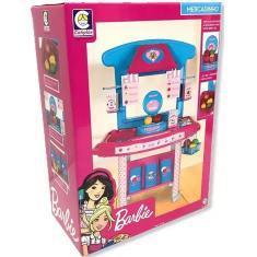 Imagem de Mercadinho Infantil Barbie Cotiplas 2225
