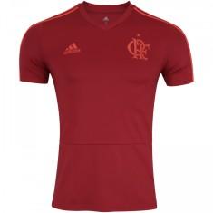 34abf21e0a979 Camisa Flamengo 2018 19 Treino Masculino Adidas