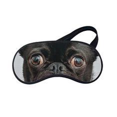 Mascara de Dormir Pet Cachorro Pug Olhos