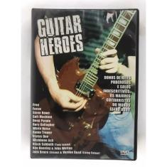 Imagem de DVD Musical Guitar Heroes
