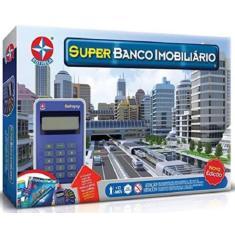 Imagem de Jogo Super banco imobiliário Nova edição Estrela