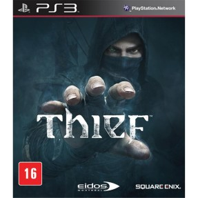 Jogo Thief PlayStation 3 Square Enix