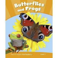 Imagem de Penguin Kids 3 - Butterflies And Frogs - Reader Clil - Wilson, Rachel - 9781408288337