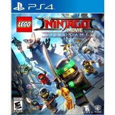 Jogo Lego Ninjago o Filme Videogame PS4 Warner Bros