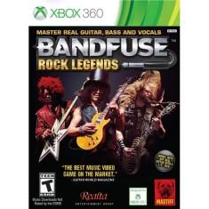 Jogo Bandfuse: Rock Legends Xbox 360 Mastiff