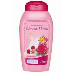Talco Perfumado Alma De Flores Lavanda 100g