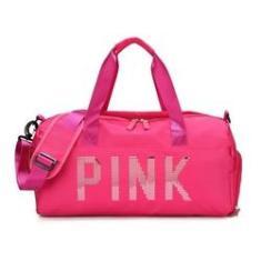 Imagem de Mochila Transversal Pink  Pink Academia Viagem