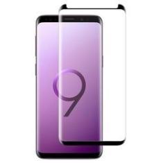Imagem de Película para Samsung Galaxy S9 Plus Vidro Temperado Curva Aderência em toda Tela