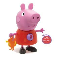 Imagem de Boneca Peppa Com Atividades - Peppa Pig - Elka