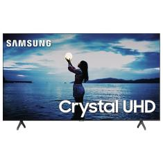 "Smart TV LED 58"" Samsung Crystal 4K HDR UN58TU7020GXZD"