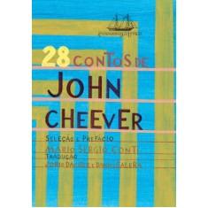 Imagem de 28 Contos de John Cheever - Cheever, John - 9788535917734
