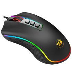 Imagem de Mouse Gamer Redragon King Cobra Chroma RGB M711-FPS 24000 DPI Switch a Laser Sensor Pixart 3360