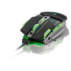 Imagem de Mouse Gamer Óptico USB Warrior MO249 - Multilaser