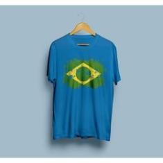 Imagem de Camiseta Bandeira Brasil Masculina