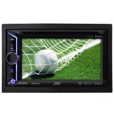"DVD Player Automotivo JVC 6 "" KW-V30BT Touchscreen Bluetooth"