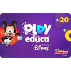 Imagem de Gift Card Digital Play Educa - 1 mês