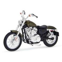 Imagem de Harley Davidson 2013 XL1200V Seventy-Two Maisto 1:18 Série 33