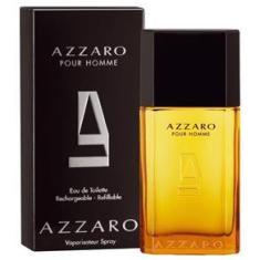 Imagem de Azzaro Pour Homme Eau De Toilette 200Ml